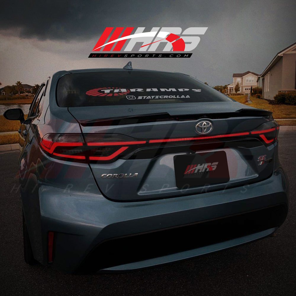 HRS - 2020 Toyota Corolla LED Tail Lights - V1 - IN STOCK 12/2