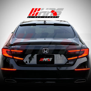 Load image into Gallery viewer, HRS - 2018-20 Honda Accord Rear Bumper LED Reflectors - V1