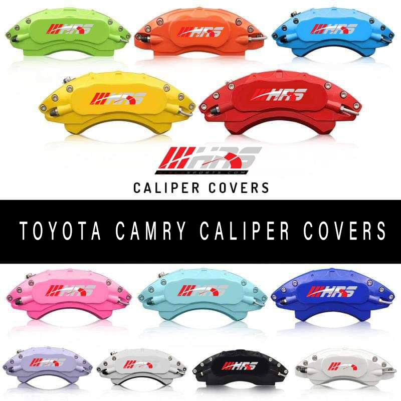 Load image into Gallery viewer, HRS - 2018-20 Toyota Camry Caliper Covers