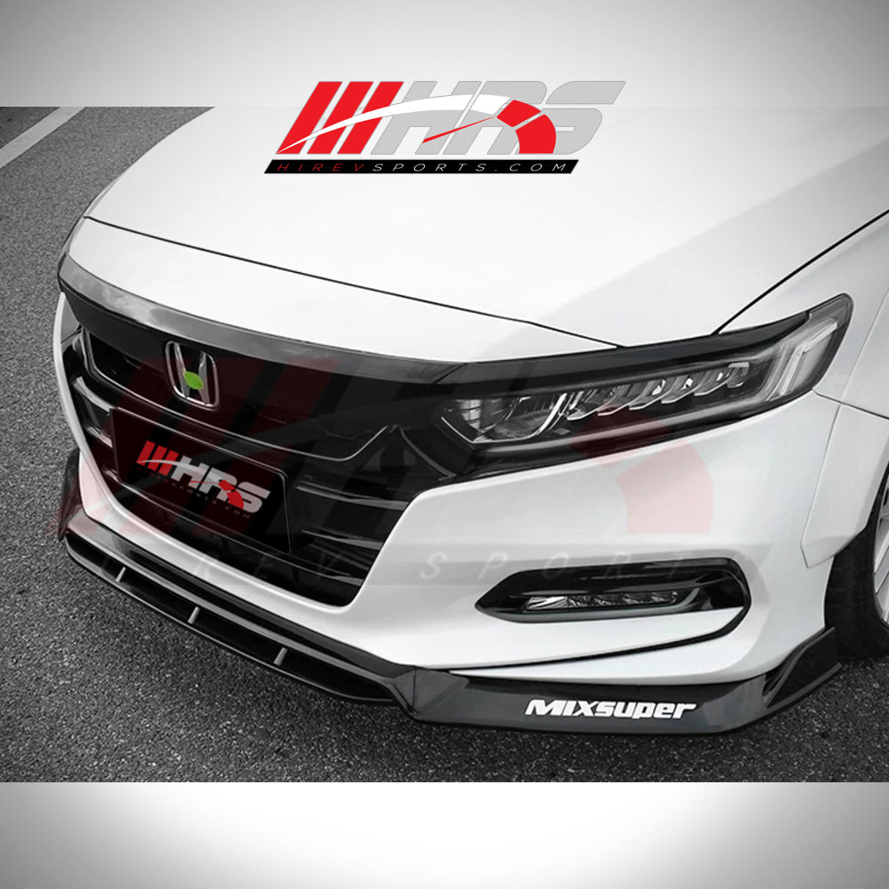 HRS – 2018-20 Honda Accord Front Lip Spoiler V3 - AS-IS CLEARANCE