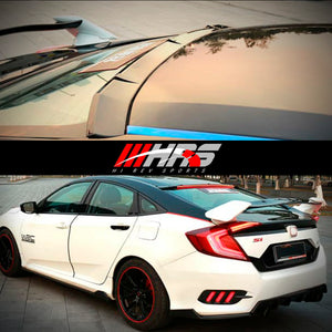 Load image into Gallery viewer, HRS - 2016-20 Honda Civic Rear Roof Spoiler