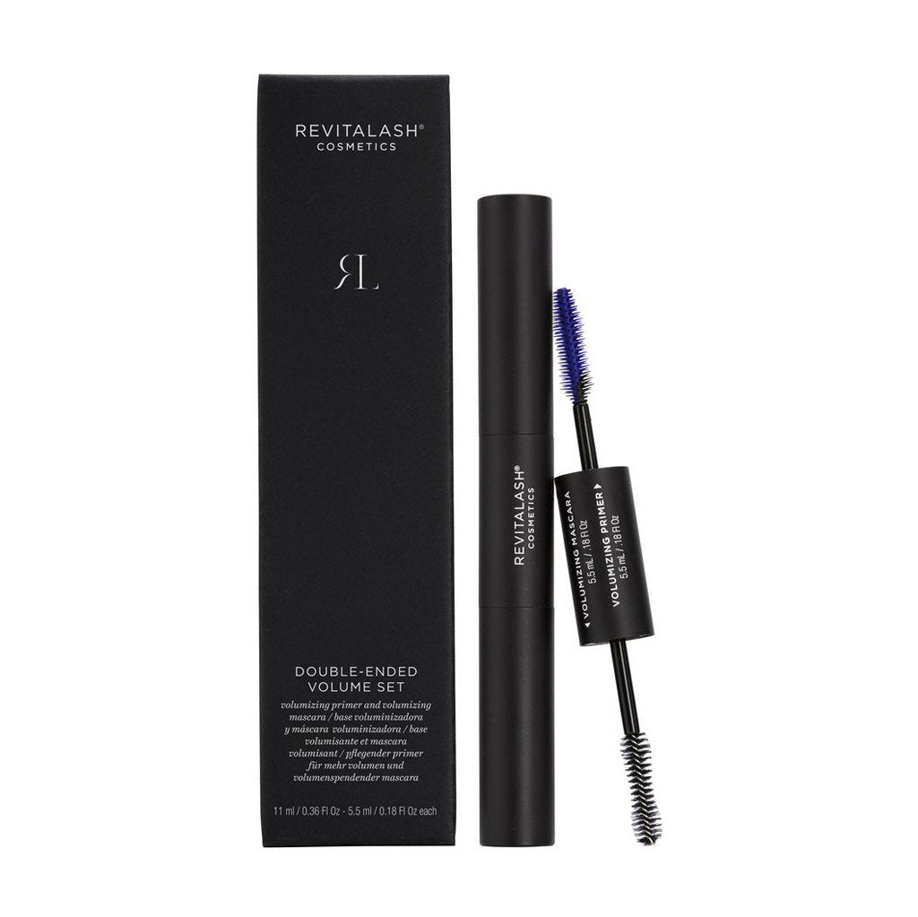 Double-Ended Volume Set Primer & Mascara (Vegan)