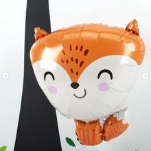 "Load image into Gallery viewer, Anagram Fox Foil Balloon 45cm (18"")-Party Love"