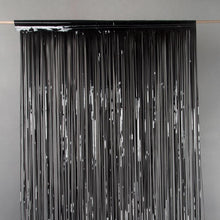 Load image into Gallery viewer, Black Curtain (2m x 90cm)-Party Love