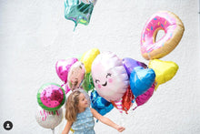 Load image into Gallery viewer, Cotton Candy Foil Balloon 76cm