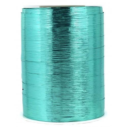 Metallic Mint Balloon Ribbon-Party Love