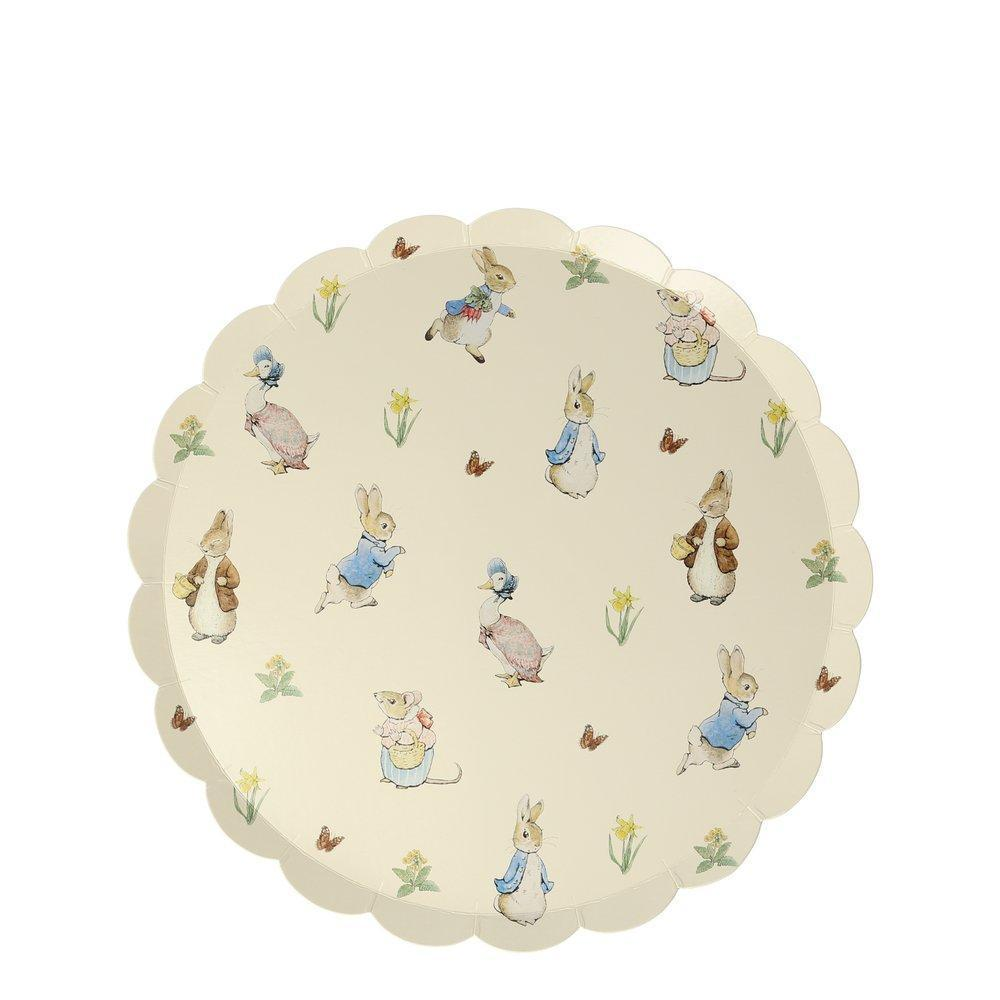 Peter Rabbit™ & Friends Side Plates-Party Love