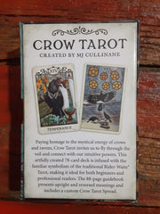 Crow Tarot Cards