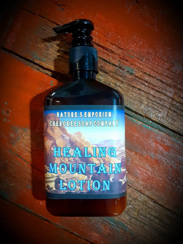 Healing Mountain Lotion
