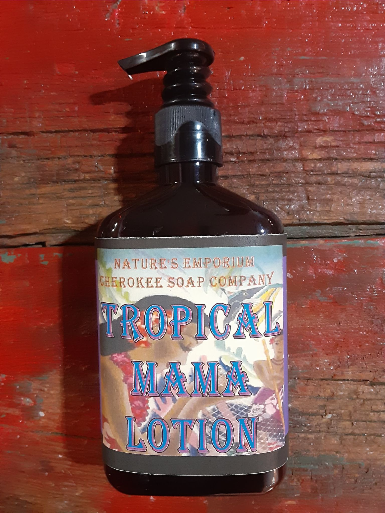 Tropical Mama Lotion