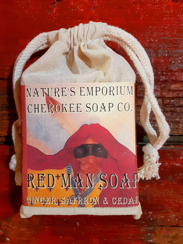 Red Man Soap