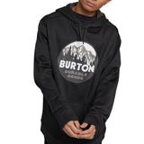 Sudadera Burton Oak Pullover True Black