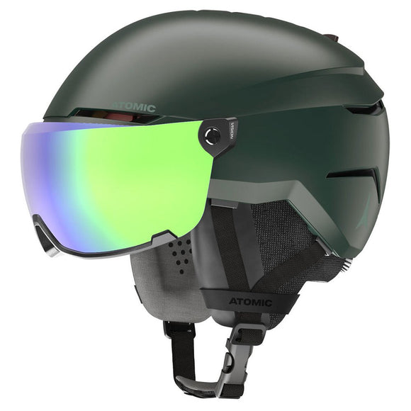Casco Atomic Savor Amid Visor HD Negro