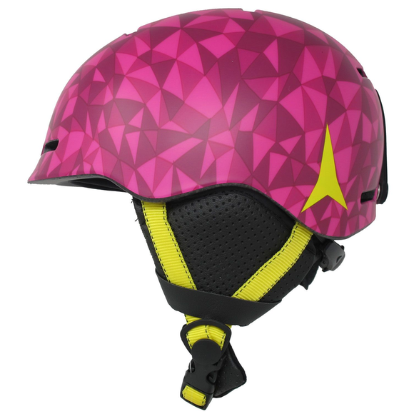 Casco Atomic Mentor JR Rosa