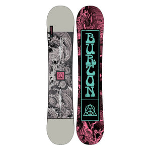 Tabla de Snow Burton Descendant No Color