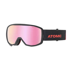 Máscara Atomic Count JR HD Black/Red