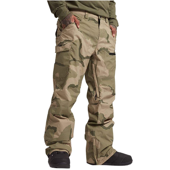 Pantalón Burton Covert Insulated Camo