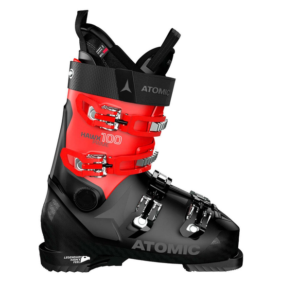 Botas de esquí Atomic Hawx Prime 100 Black/Red
