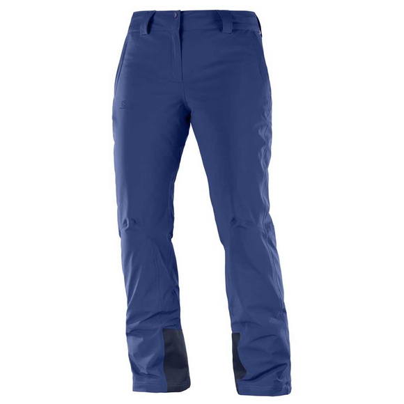 Pantalón Salomon Icemania W Blue