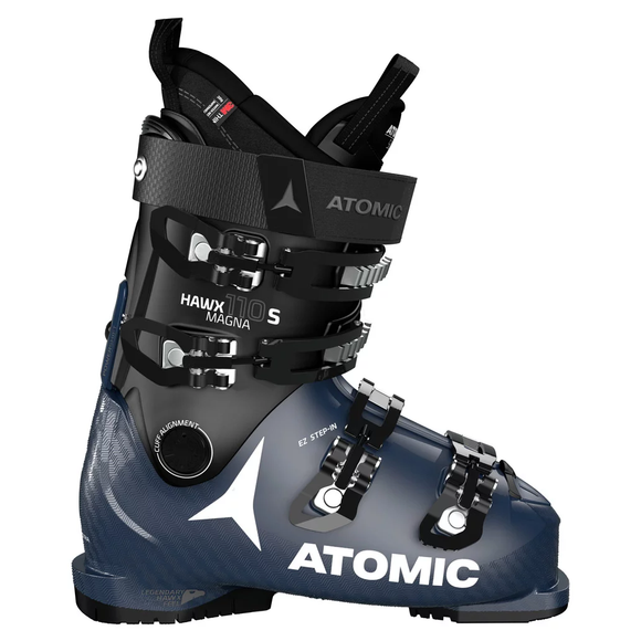 Botas de esquí Atomic Magna 110 S Black/Dark Blue