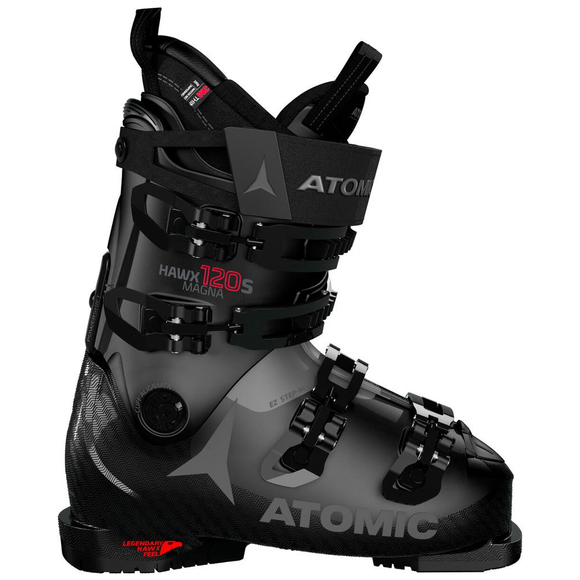 Botas de esquí Atomic Magna 120 S Black/Red