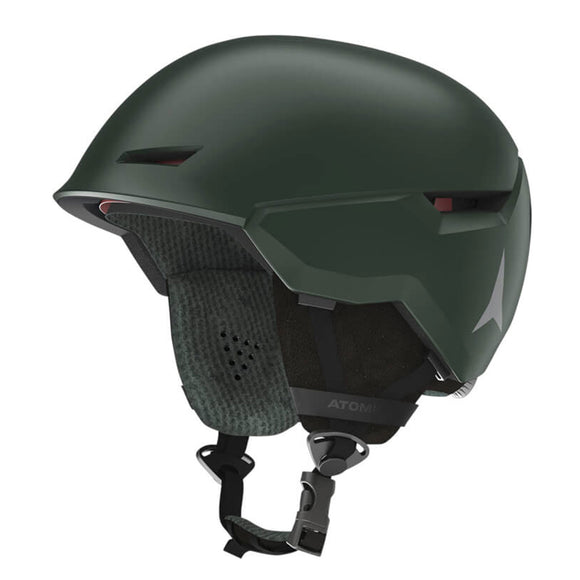 Casco Atomic Revent+ Dark Green
