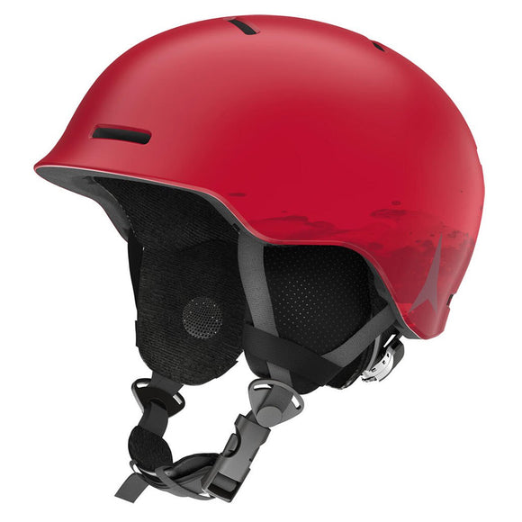 Casco JR Mentor Red