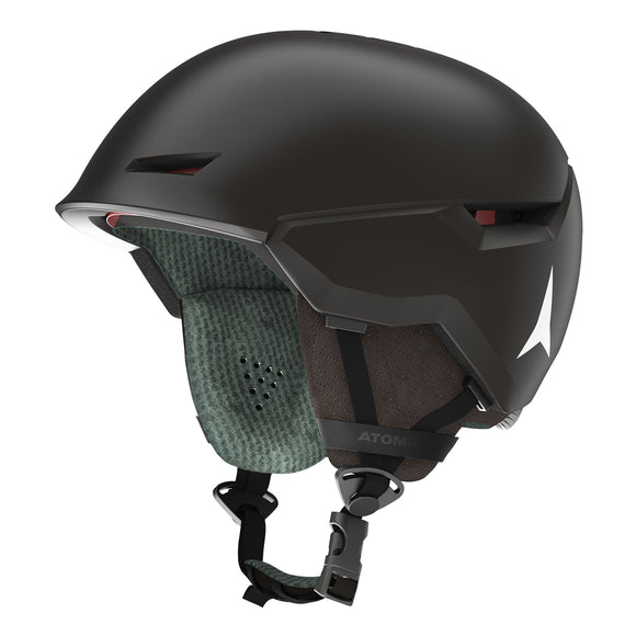 Casco Atomic Revent+ Ultra Black