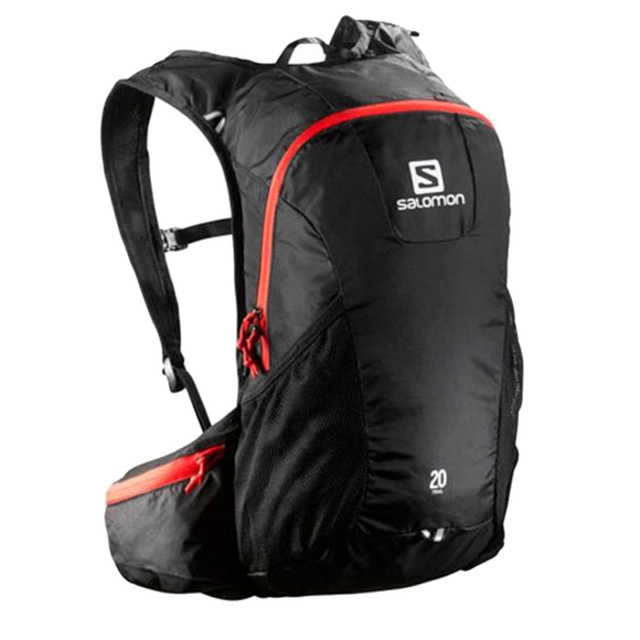 Mochila Salomon Trail 20L Negro