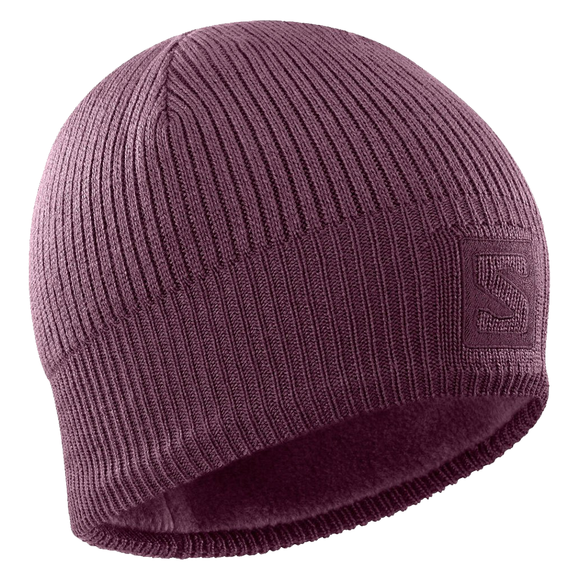 Gorro Salomon Logo Wine