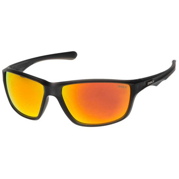Gafas Sinner Eyak Black/Orange