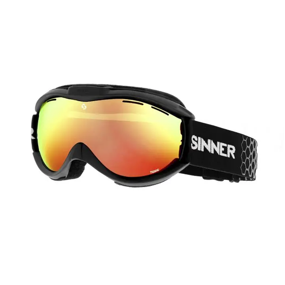 Máscara Sinner Toxic L Black
