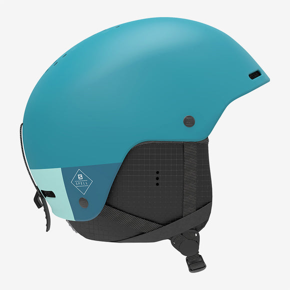 Casco Salomon Spell Blue