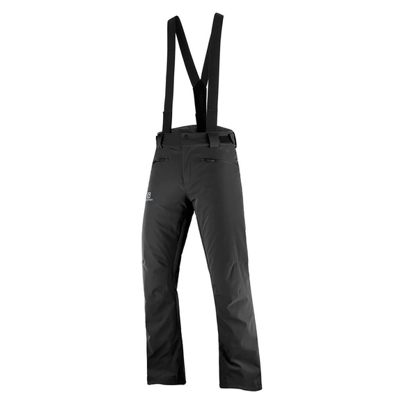 Pantalón Salomon Stance Black