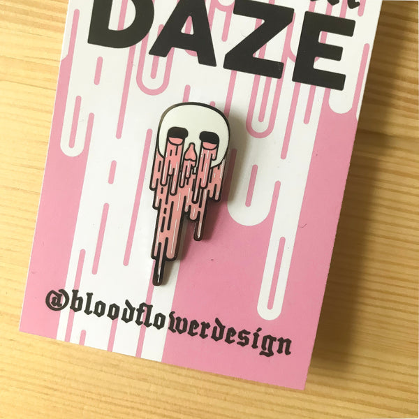 Bad Brain Daze Pin