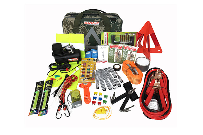 Car Emergency Kit for New Driver