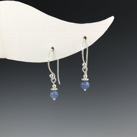 Blue Kyanite Earrings - S
