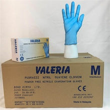 Load image into Gallery viewer, Disposable nitrile gloves, powder-free
