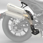 High Mount Slip-On Exhaust Conversion Kit by Akrapovič