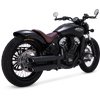 Vance & Hines Twin Slash Slip-Ons