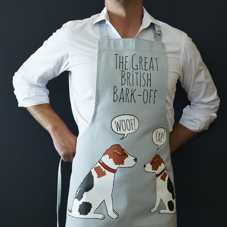 Jack Russell Apron - Sweet William