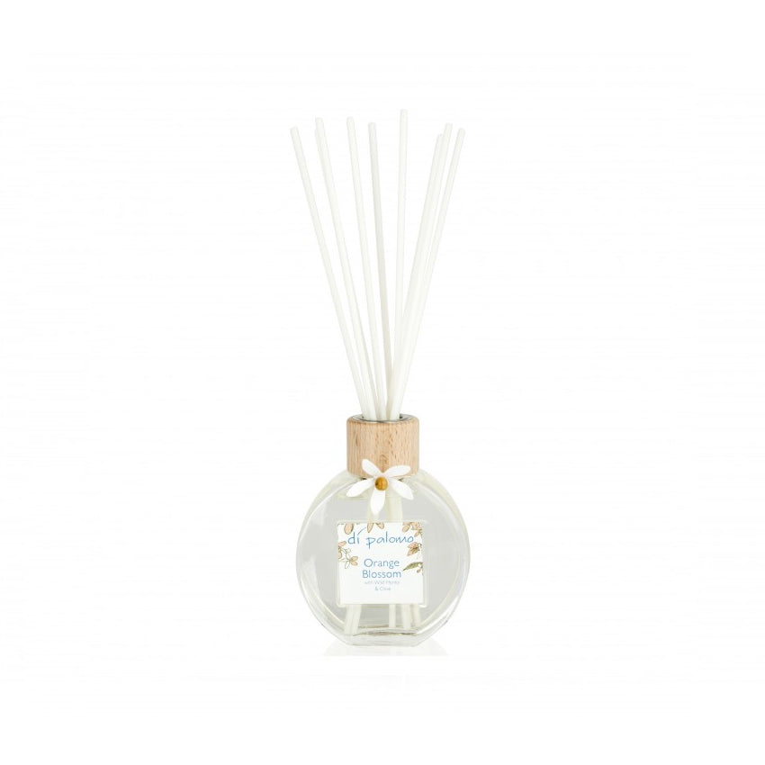 Orange Blossom Fragrant Reed Diffuser - Di Palomo