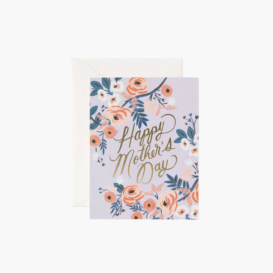 Rosy Mother's Day Card - Rifle Paper Co