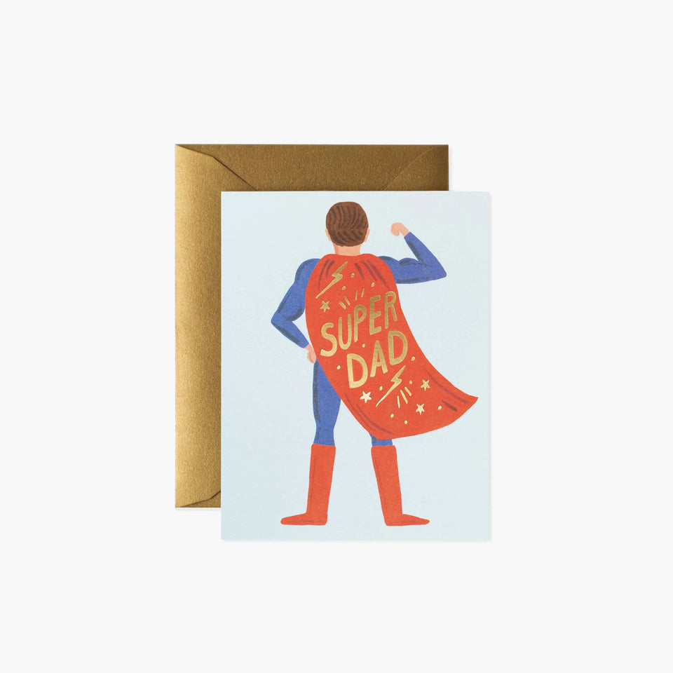 Super Dad Card - Rifle Paper Co