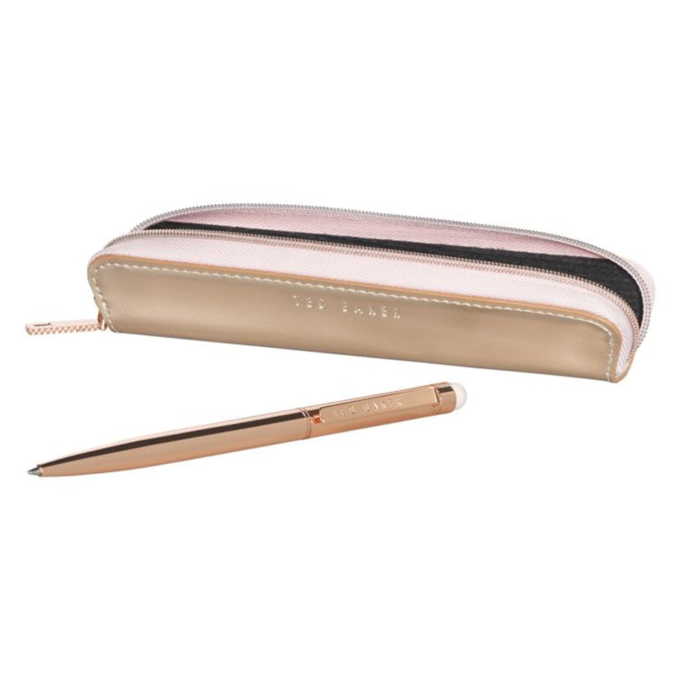 Ted Baker Rose Gold Citrus Bloom Touchscreen Pen