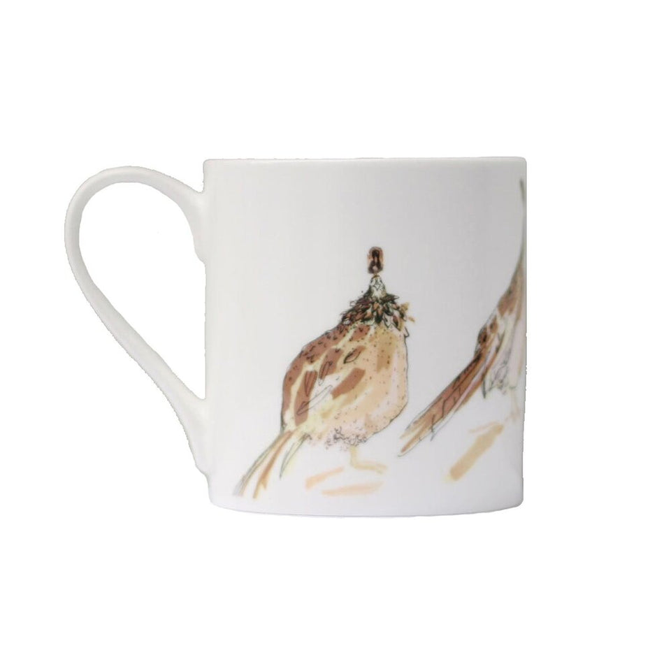 The Big Man Pheasant Mug