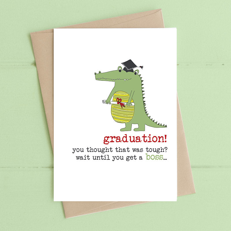 Graduation Card - Dandelion Stationery
