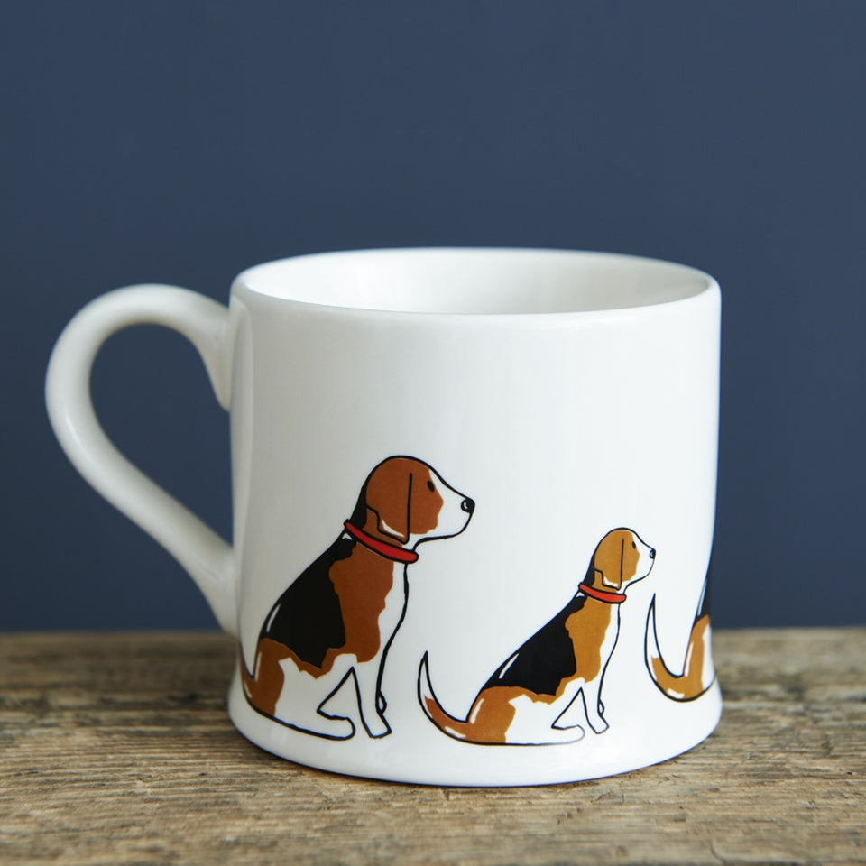 Beagle Dog Mug Gift - Sweet William
