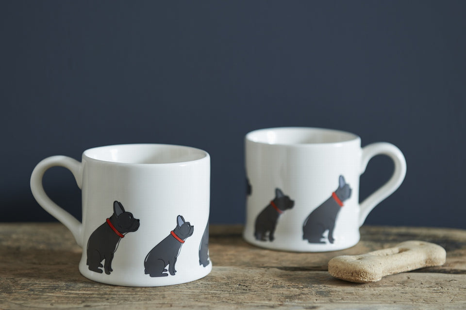 French Bulldog Dog Mug Gift - Sweet William