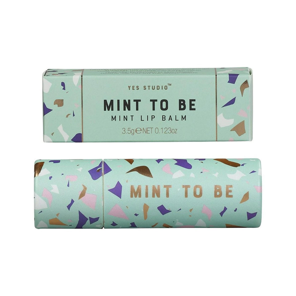 Yes Studio Mint to Be Lip Balm